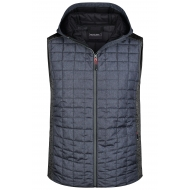 Men's Knitted Hybrid Vest