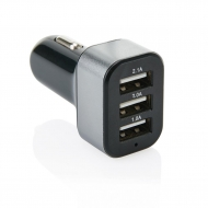 3.1 A autós töltő 3 USB-vel