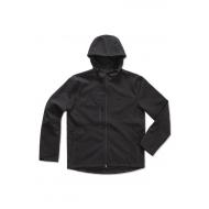 Hooded fleece jacket for women