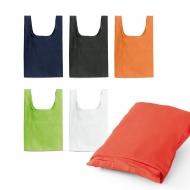 Foldable bag.