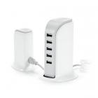 USB charging station.