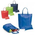 Foldable cooler bag.