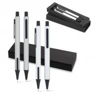 HUDSON Ball pen and mechanical pencil set
