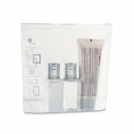 Airtight cosmetic bag
