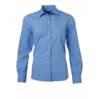 Ladies' Shirt Longsleeve Poplin