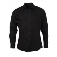 Men's Shirt Longsleeve Micro-Twill