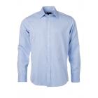 Men's Shirt Longsleeve Heringbone