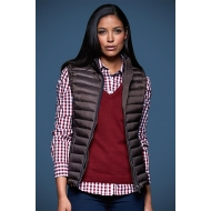 Ladies' Quilted Down Vest