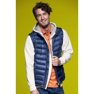 Men's Quilted Down Vest