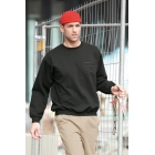 Men's Round Sweat Pocket