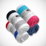 Fleece Blanket Striped