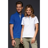 Ladies' Plain Polo
