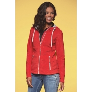 Ladies' Fleece Hoody