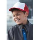 5 Panel Polyester Mesh Cap for Kids