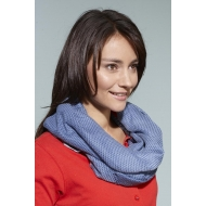 Printed Loop Scarf