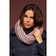 Twisted Loop Scarf